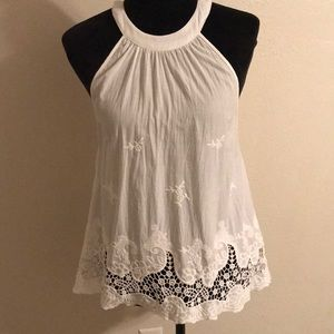 White top make an offer now